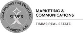 Marketing & Communications Reisa Award For Excellence (Silver, 2018)