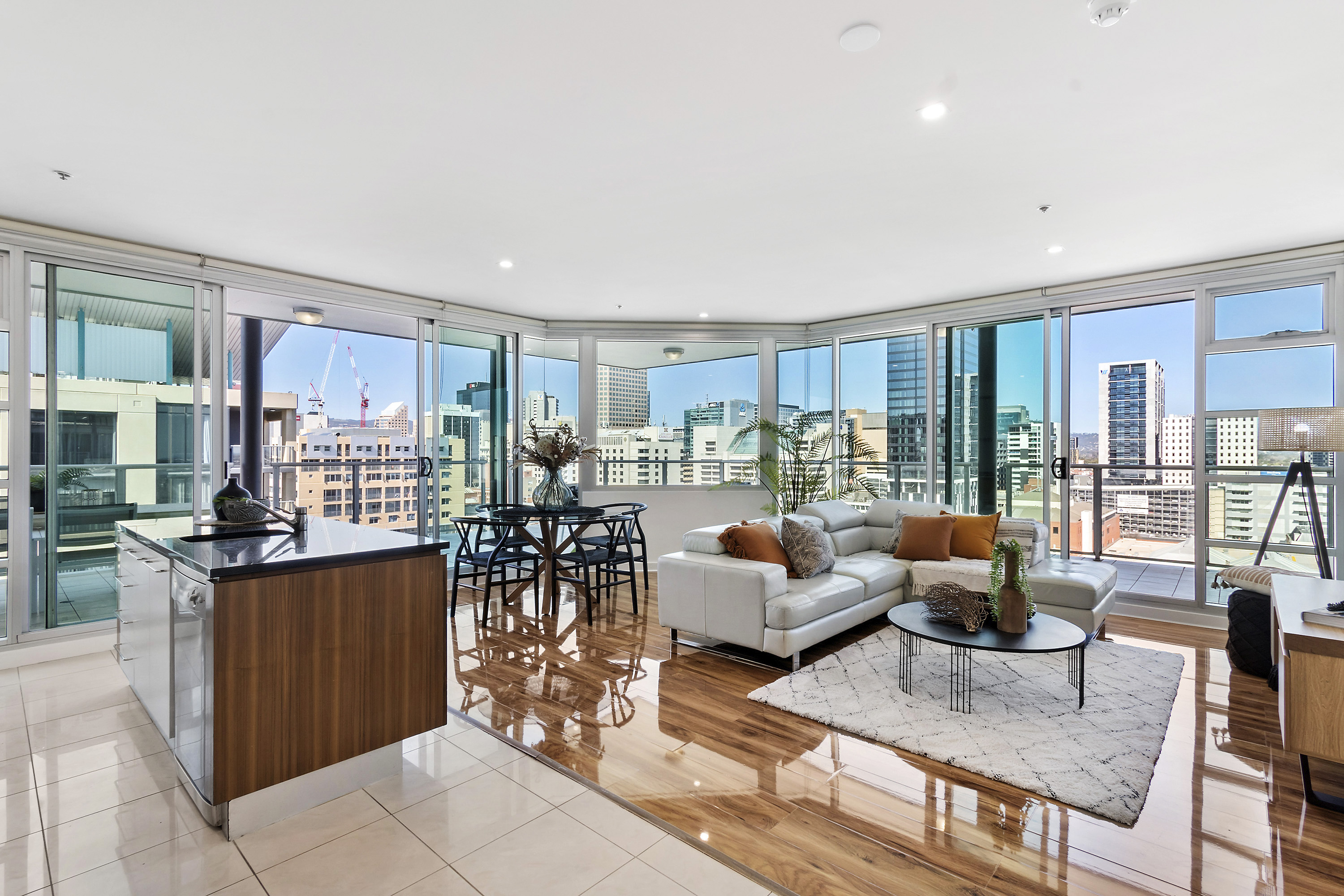 1705/96 North Terrace, Adelaide
